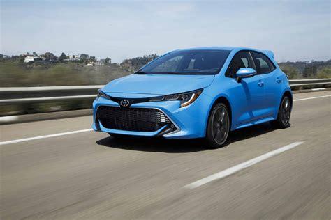 2019 Toyota Corolla Hatchback  Automotive Rhythms