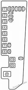 Fuse Box Diagram  U0026gt  Mazda Mpv  2000