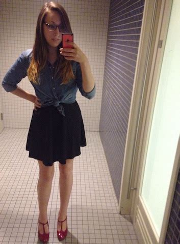 ive   tall  wearing heels  helped