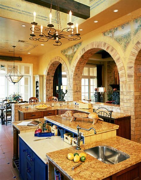 kitchen remodels country french tuscan kitchen design ideas