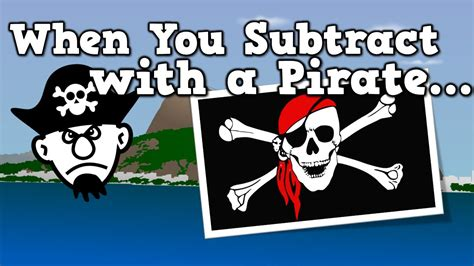 when you subtract with a pirate subtraction song for 541 | maxresdefault