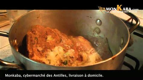 recette de cuisine antillaise leçon de cuisine antillaise recette créole 2014