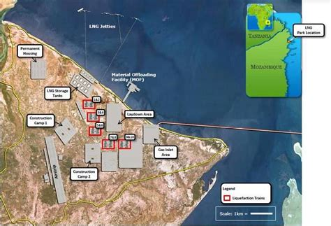 Moody's Predicts Challenging Times for Mozambique LNG ...