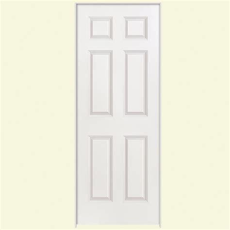 3 panel interior doors home depot masonite 30 in x 80 in winslow primed 3 panel solid