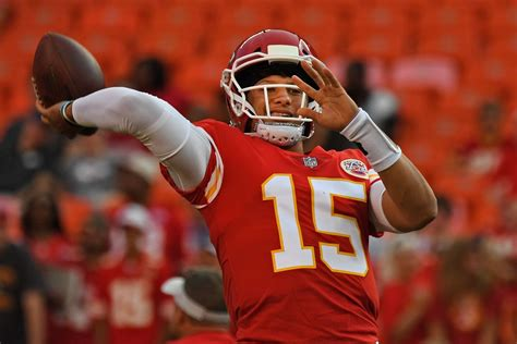 This Could Be Patrick Mahomes' Best Throw All Kansas City
