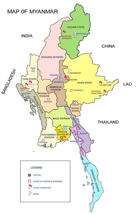 local churches  lords recovery  myanmar