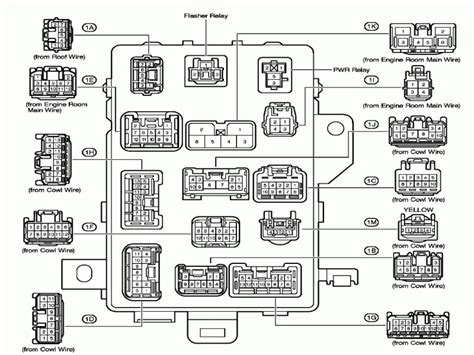 2005 Toyotum Tacoma Up Fuse Box Diagram by 2003 Toyota Tacoma Fuse Box Diagram Wiring Forums