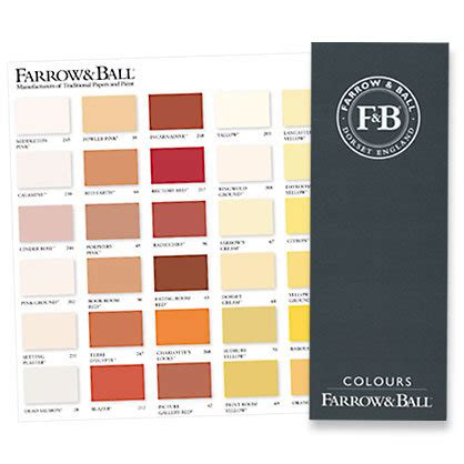 Farrow Farben by Farbkarten Farrow And Greene Farben U A