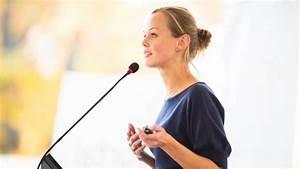 How to Make Public Speaking Less Terrifying  Speaking