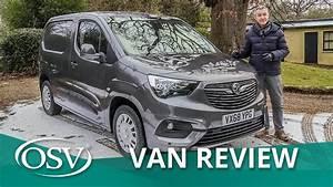 Vauxhall Combo Cargo The Best Small Van In 2019