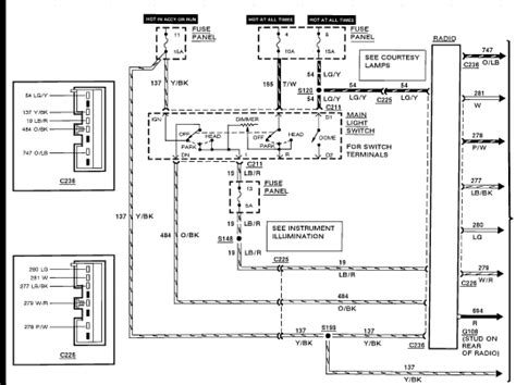 Ford Escort Need Wiring Diagram For The