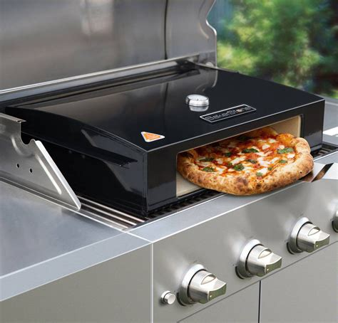 bakerstone pizza oven box  green head