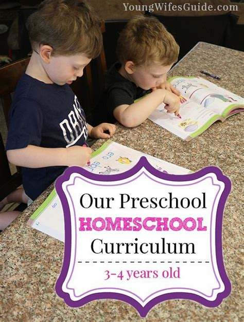 our preschool homeschooling plan 3 4 years 309 | 39cf02248eefedb438afc667ee88727f