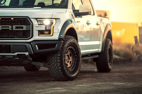fifteen turbomac hd ford raptor wheel  block