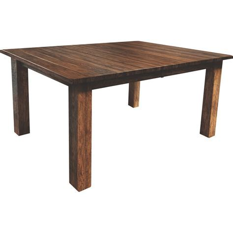 Western Mission Table 42X60   Amish Crafted Furniture