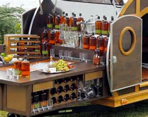 Whiskey Woody-Tailgate Trailer