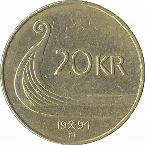 20 Kroner - Harald V - Norway – Numista