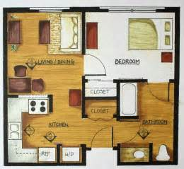 Decorative Bed Room Plan by Details Sketch Small House Design With Simple