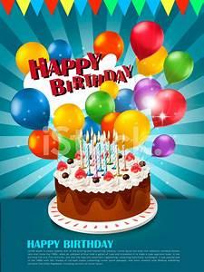 Happy Birthday Poster stock photos - FreeImages com
