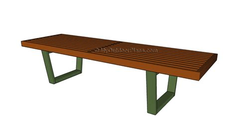 wood bench plans  outdoor plans diy shed wooden