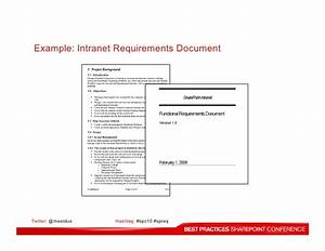 how to best gather requirements for sharepoint projects With sharepoint requirements template