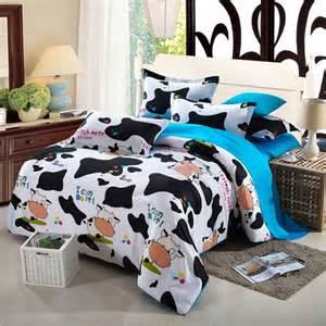 compare prices on cow print bedding online shopping buy low price cow print bedding at factory