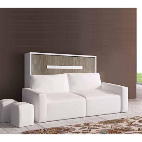 canapé okay lit escamotable avec canape 1 armoire lit