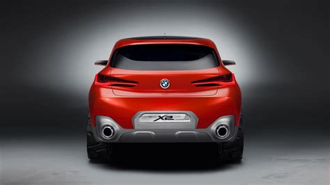 Bmw X2 Backgrounds by 2018 Bmw X2 Concept Car Rear Hd Cars 4k Wallpapers