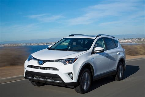toyota rav 2016 toyota rav4 hybrid review and rating motor trend