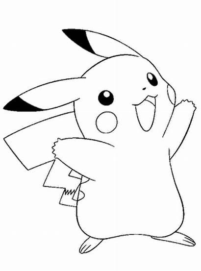 Coloring Pokemon Colouring Printable Pdf