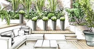 fotos de decoracao design de interiores e remodelacoes With dessin de maison en 3d 4 croquis de jardin en ligne pour petit jardin terrasse