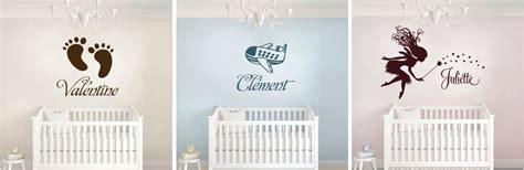 stickers chambre bébé personnalisé stickers chambre bebe personnalise sedgu com