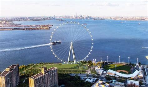 New York Wheel Gets Financial Backing From Chinese