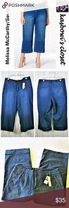 Nwot Mccarthy Cropped Quot Sailor Quot Jeans 18w Cropped