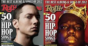 Rolling Stone Unveils Top 50 Hip Hop Songs Of All Time