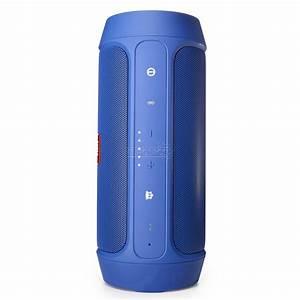 Portable wireless speaker Charge 2+, JBL, CHARGE2PLUSBLUEEU