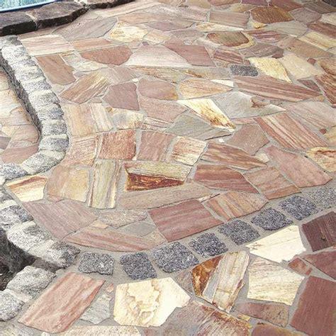 polygonalplatten bruchplatten naturstein porphyr quarzit