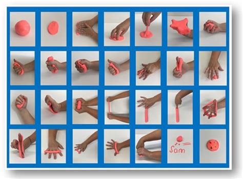 theraputty hand strength exercises nhs ggc hand