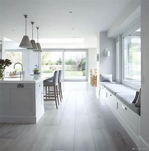 Open, Plan, Kitchen, Design