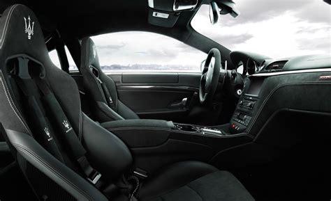 2013 maserati granturismo interior car and driver