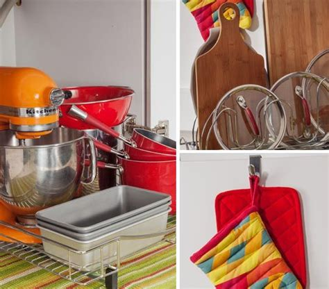 organizing pots and pans in a small kitchen how to organize sinks and pots on 9868