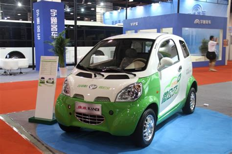 Kandi Electric Car (image