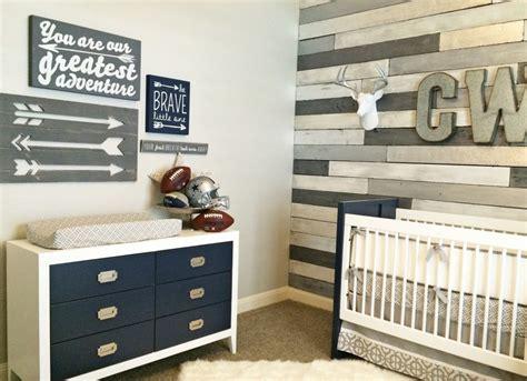 So nursery décor ideas are of great importance. Metallic Wood Wall Nursery - Project Nursery