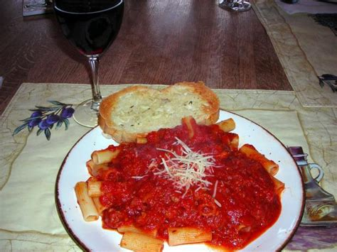 world italian spaghetti sauce recipe foodcom