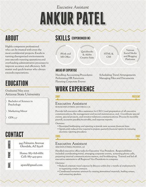 Best Creative Resumes by 40 Creative Cv Resume Designs Inspiration 2014 Web