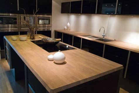 plan de travail cuisine ardoise houten werkblad in de keuken tips soorten hout