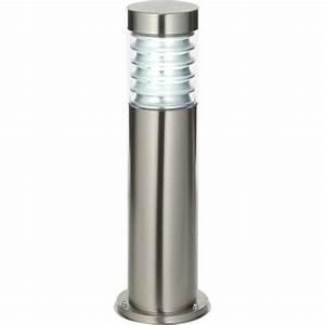 endon equinox exterior bollard light in marine grade With marine grade finish outdoor lighting