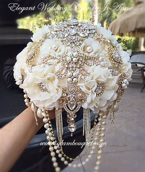 Best 20 Brooch Bouquets Ideas On Pinterest