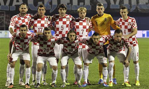 Croatia World Cup Team Guide Football The Guardian