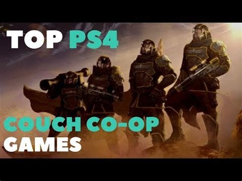 Best Multiplayer Ps4 Games For Couch Coop Youtube
